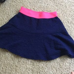 Cat and Jack Purple and Pink skirt